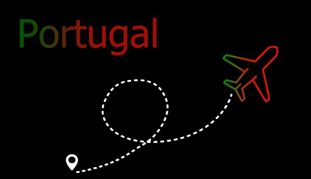 Полеты в Португалию