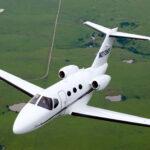 Заказать Cessna Citation Mustang в Португалию