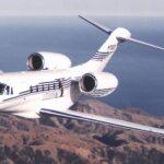 Заказать Cessna Citation X в Португалию