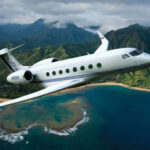 Заказать Gulfstream G650 в Португалию