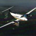 Заказать King Air B200GT в Португалию