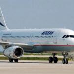 В летнем расписании авиакомпания Aegean Airlines откроет рейсы из Афин и Салоников в Москву